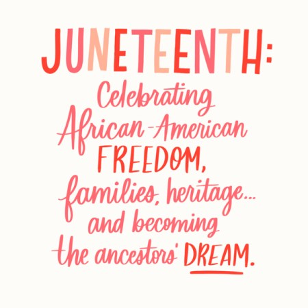 Freedom Means Family: Celebrating Juneteenth | Hallmark Ideas ...
