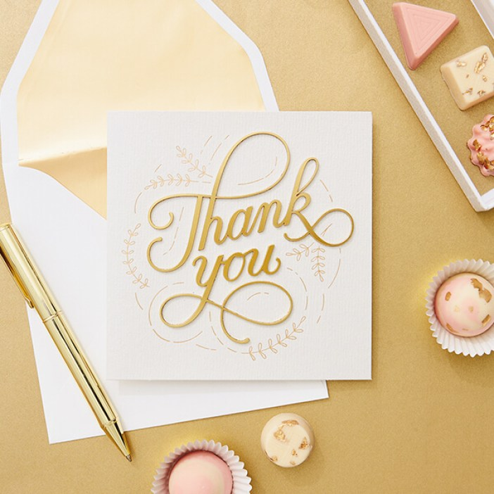 Thank You Messages: What to Write in a Thank-You Card   Hallmark Ideas & Inspiration