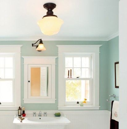 Your Guide to Bathroom Lighting Ceiling Lighting