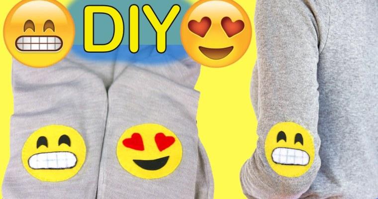 Cómo hacer coderas de emojis