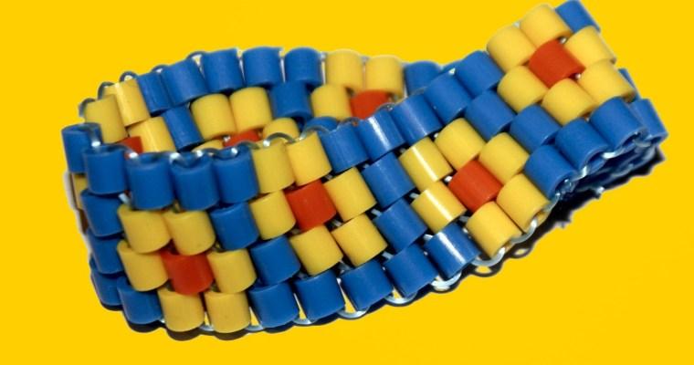 Pulsera de Hama Beads