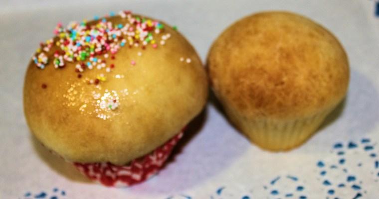 Receta básica de pan dulce o pan de leche