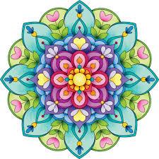 Entretenimientos en el verano III: Mandalas. Día 13. #Yeswecaninsummer