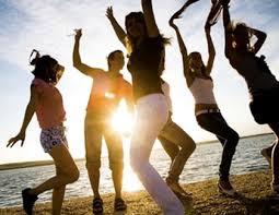 Nunca dejéis de bailar