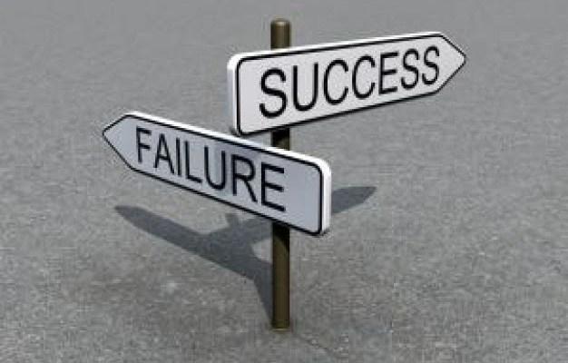 El fracaso es una  oportunidad para empezar otra vez #ideas2helpu