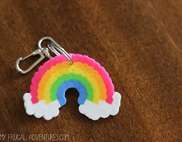22 Easy Amp Cute DIY Keychains Ideas