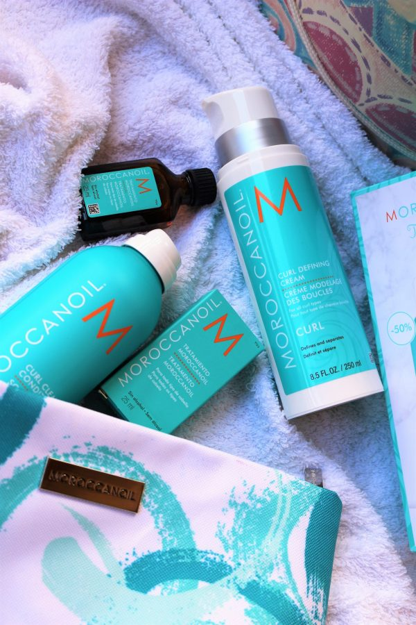 Método Curly Girl Hair y el kit Moroccanoil, riza el rizo.