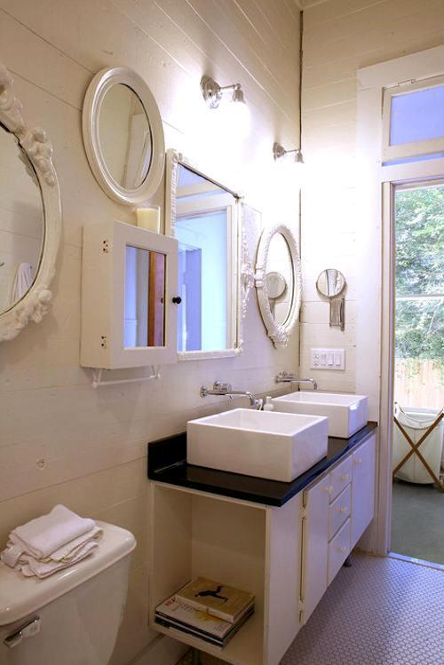 gallery of good free cmo decorar un bao con espejos with como decorar con espejos with espejos de bao modernos with decoracion bao moderno - Como Decorar Un Bao