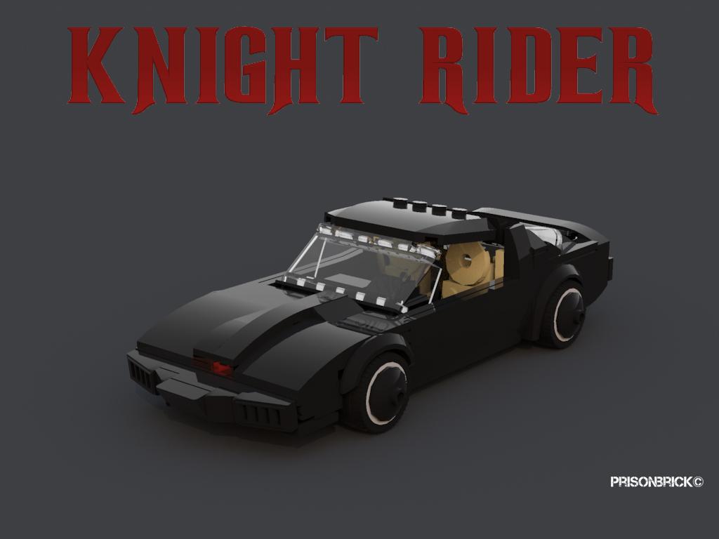 Lego Ideas Product Ideas Knight Rider K I T T