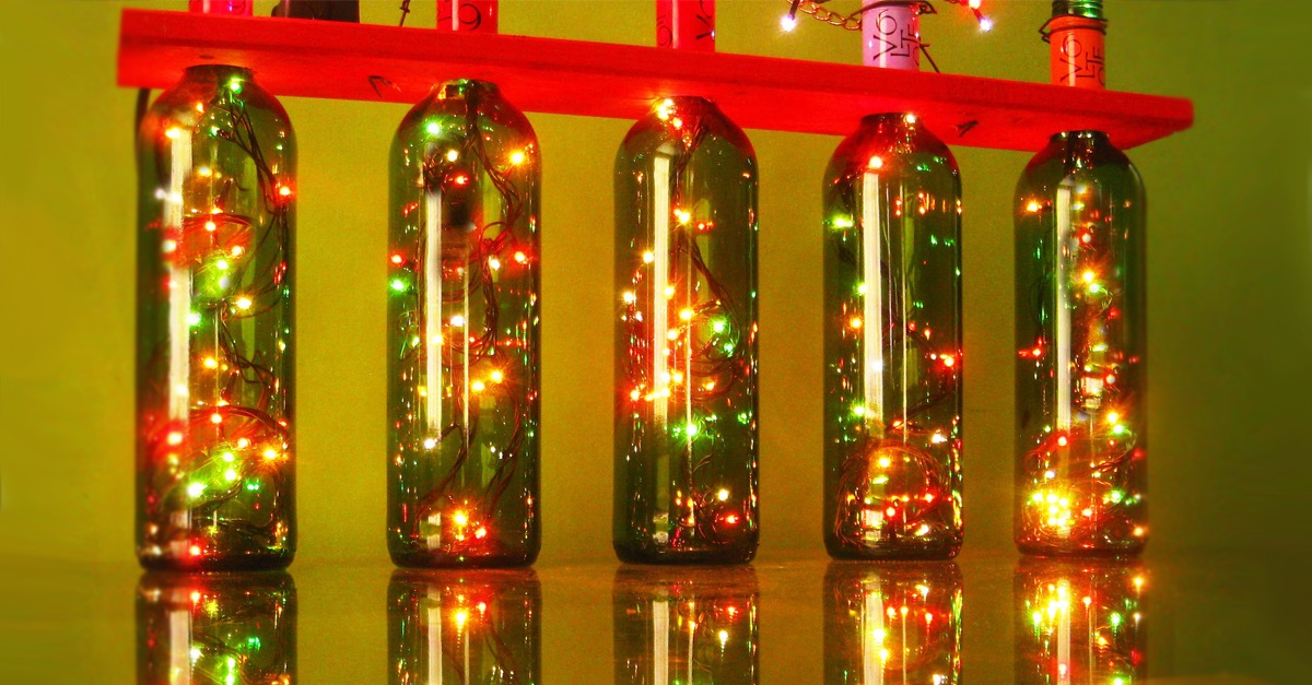 Botellas Con De 15 De Para Mesa Anos Centros Vino