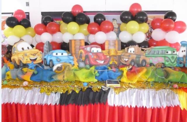 Decoración Fiesta Infantil De Carnaval Fotos Ideas