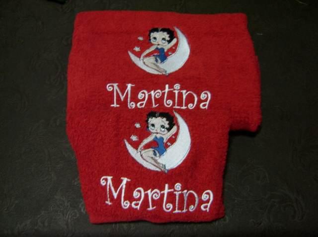 toalla toallón bordados niños regalos cumpleaños sorpresas originales