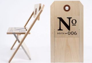 Chaise Étiquette