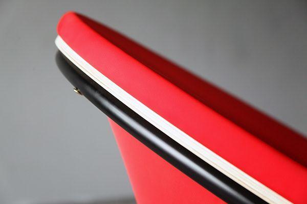 Red Dot silla minimalista
