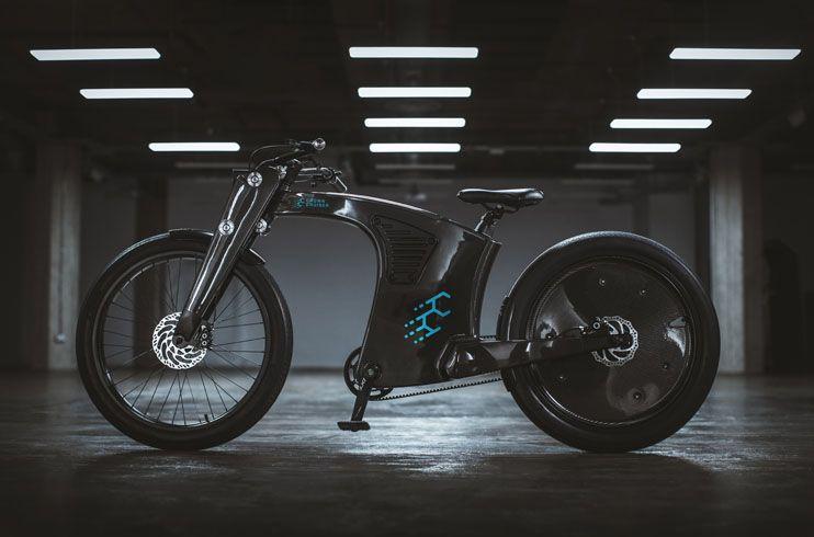 CrownCruiser bicicleta eléctrica