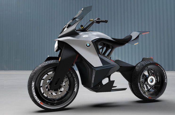 Motocicleta BMW D-05T
