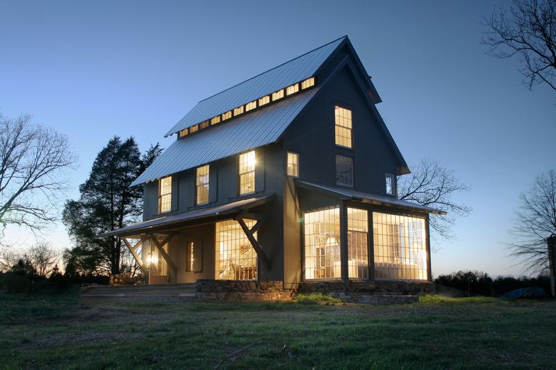 A Modern Farmhouse / Pursley Dixon Architecture | ideasgn