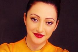 Australian entrepreneur Wendy Daoud El-Khoury