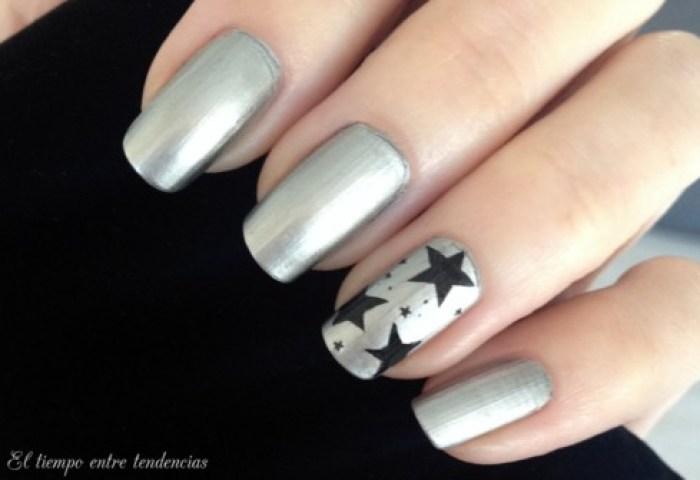 Ideas De Uñas Espejadas Cómo Hacer Este Nail Art
