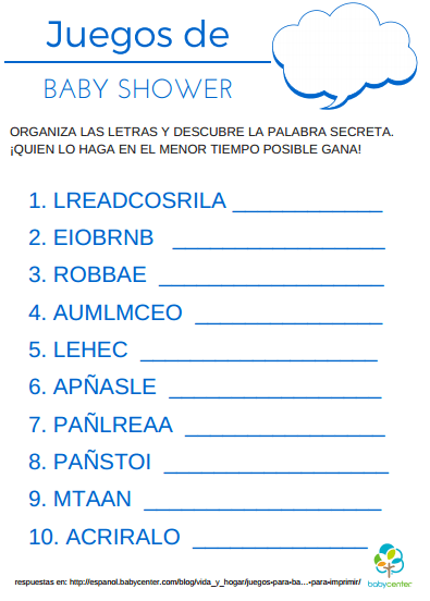 We did not find results for: 40 Ideas De Juegos Para Un Baby Shower Divertido