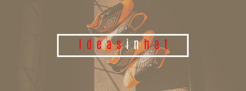 Orange soccer shoes