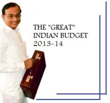 What does Indian Budget 2013-14 mean for the Common Man?