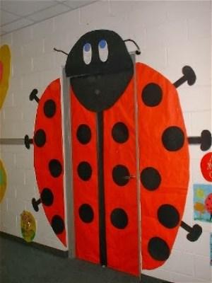 Kindergarten Ladybug Crafts