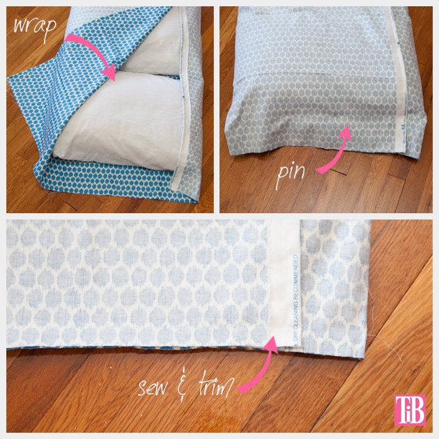 diy-pillow-lounger-sewing-ends