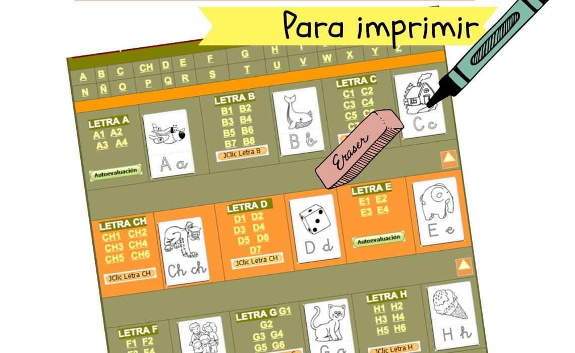 Actividades de Motricidad Fina para Imprimir II – Ideas para la clase