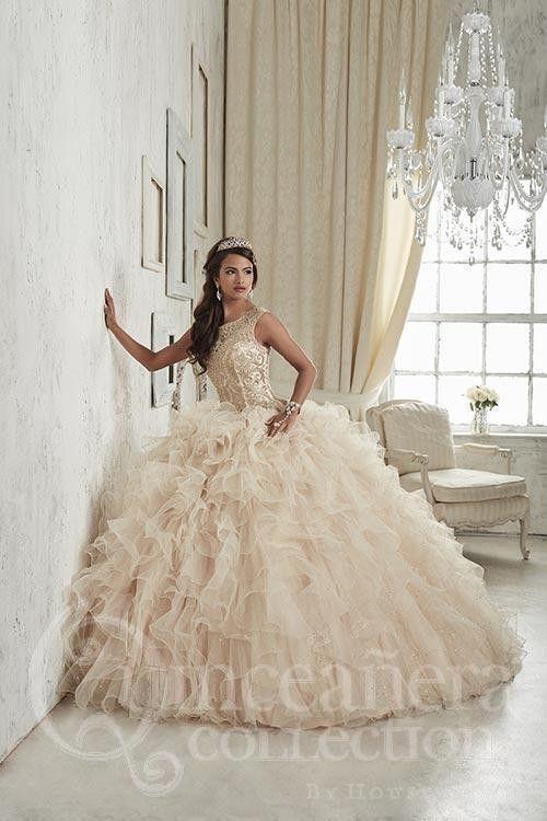 Vestidos Para Quinceanera Color Dorado 16 Ideas Para