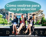 Cómo vestirse para una graduación