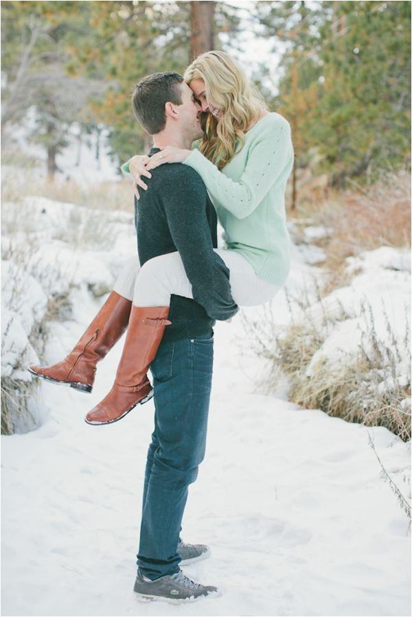 Outdoor Winter Wedding Ideas