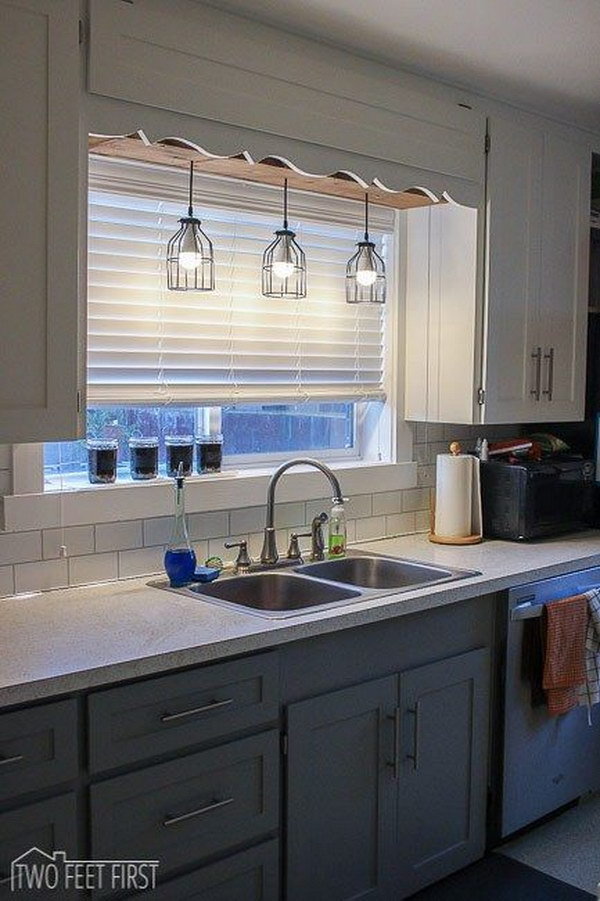 30 Awesome Kitchen Lighting Ideas 2017