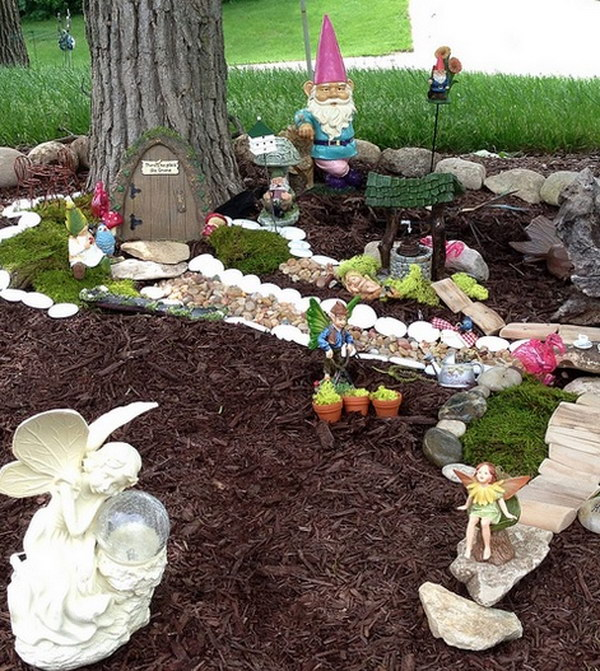 Raised Garden Ground How Make