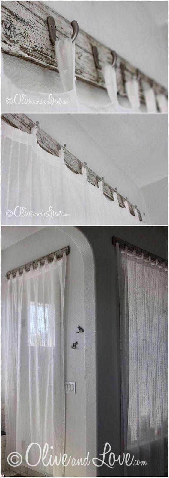 35 awesome diy window treatment ideas