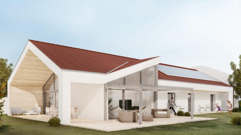 Ideativa Casa pasiva Covasna Kovászna passzív ház