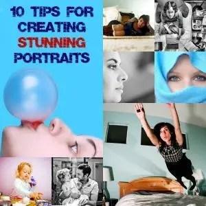 Resource: Take Stunning Portraits