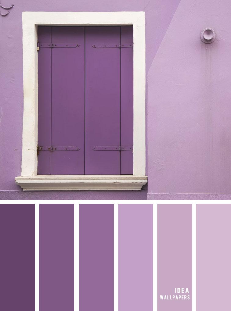 Colour Inspiration : Purple Hues #color #pantone #purple #lilac