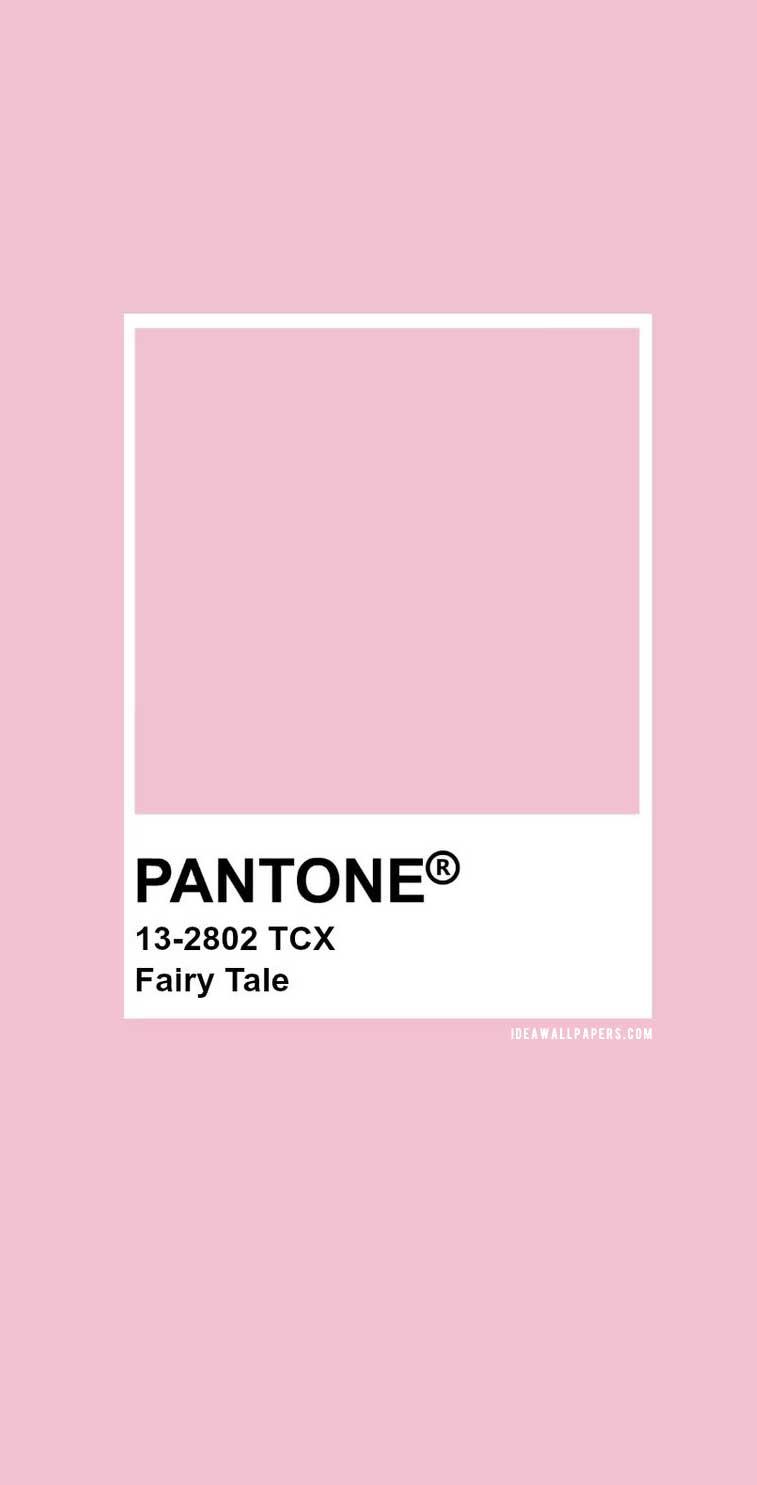 Pantone Fairy Tale : Pantone 13-2802 #color #colorinspiration #pantone #pink