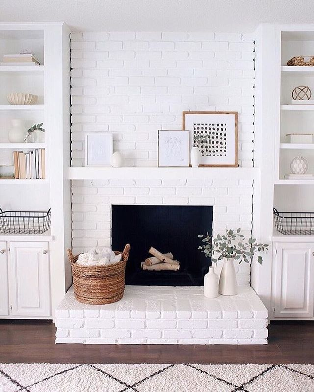 Fireplace mantel decor ideas - fireplace decoration ideas #fireplace #mantel  mantel decoration ideas #homedecor