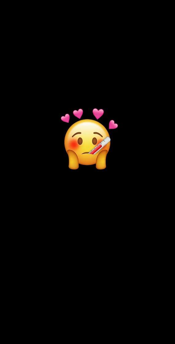 emoji iphone wallpapers