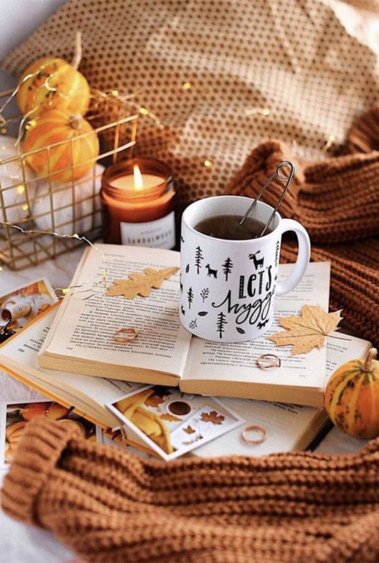 8 Cozy Autumn Aesthetic - Idea Wallpapers , iPhone ...