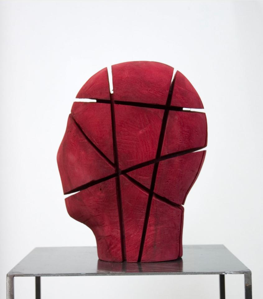 Alfred Haberpointner · Kopf