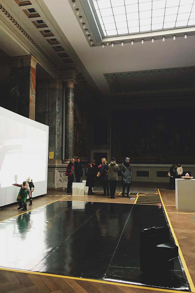 I DECLARE COLORS / Rundgang: Akademie der Bildenden Künste, Diplom 2018 // zeitgenössische Kunst