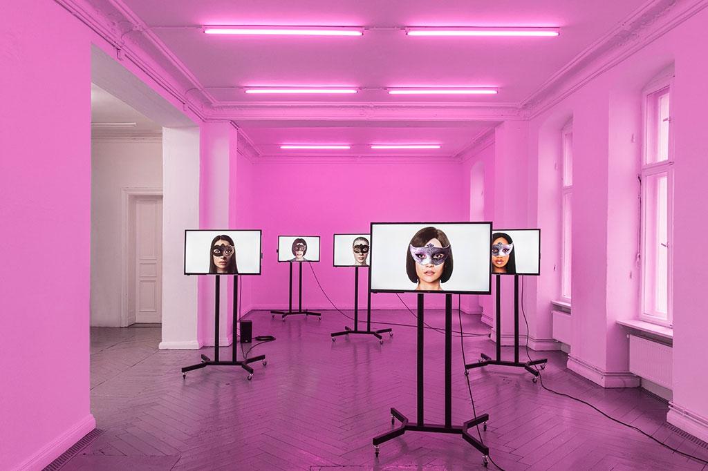 I DECLARE COLORS / Judy Lybke / EIGEN + ART LAB / Galerie der Zukunft / Berlin // zeitgenössische Kunst