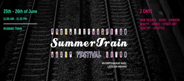 Summer Train Festival