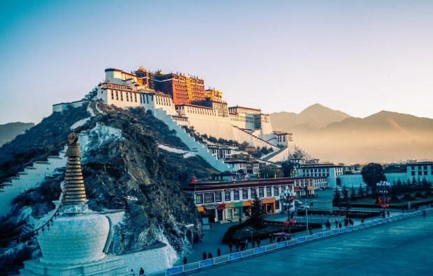 formalités aller au tibet