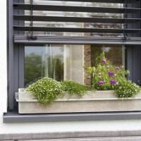 Blumenkastenhalterung für Fensterbank - ohne bohren