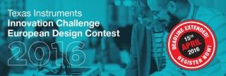 TI Innovation Challenge European Design Contest