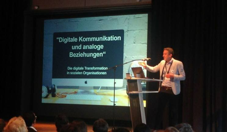 Digitale Transformation in Sozialen Organisationen